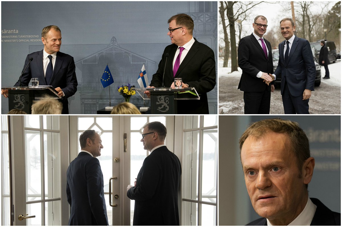 My press statement in Helsinki with PM @juhasipila ahead of March #EUCO: https://t.co/1sq2VPwy5J