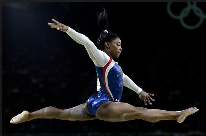 Happy 21st birthday to USA Gymnastics legend, Simone Biles!