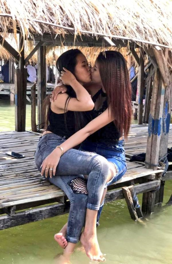 Asian lesbians photo