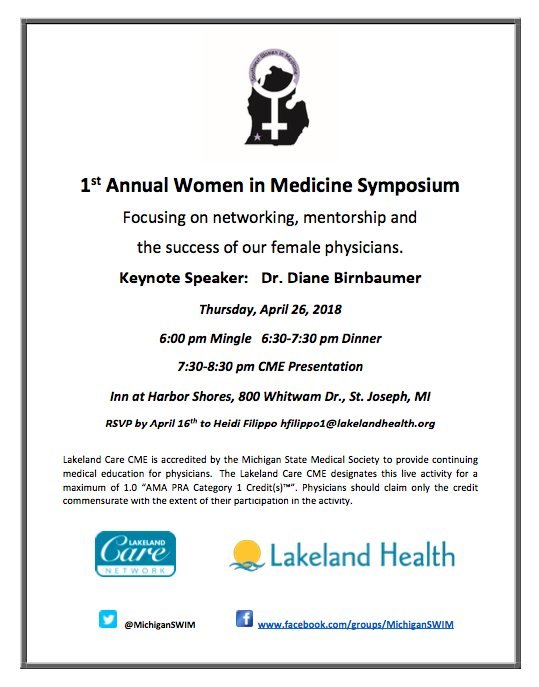 Michigan Southwest Women in Medicine (@MichiganSWIM)   Twitter