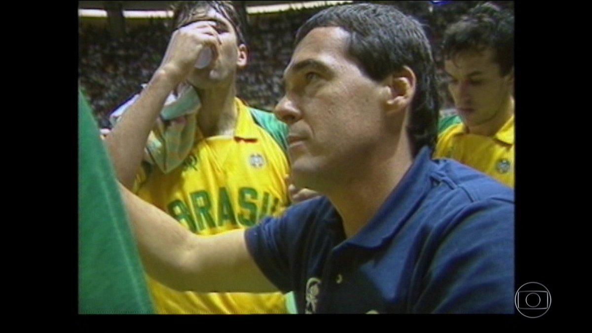 Bom Dia Brasil's photo on Bebeto de Freitas
