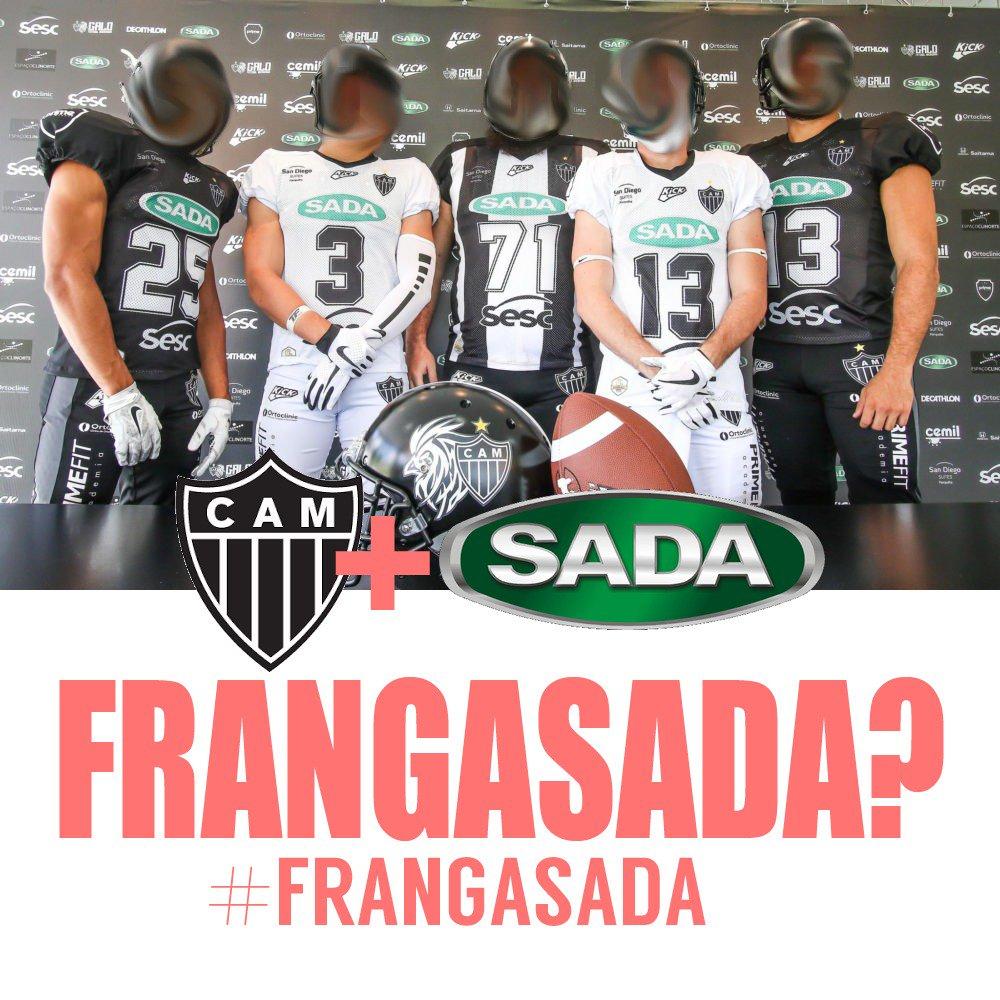 kkkkkkkjjjjj #FrangaSada #MeuRivalQuerSe...