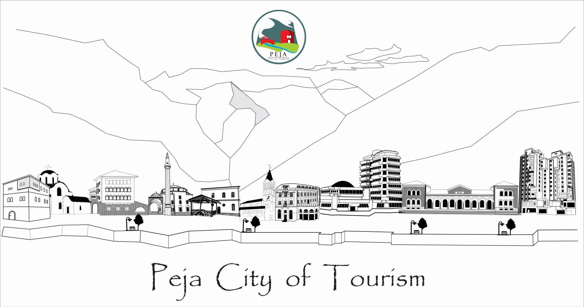 Peja Kosovo Karte.Peja Tourism On Twitter Year Of Culture Spring Is Almost Here