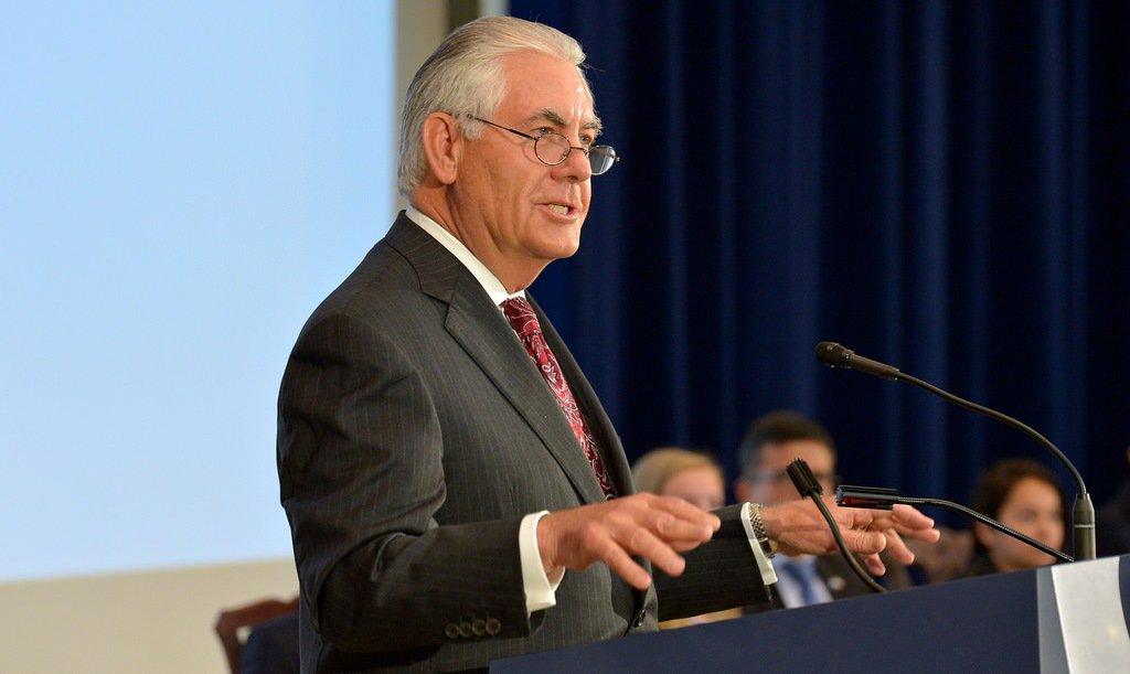 Fuori #Tillerson dentro #Pompeo, a che punto siamo nella politica estera #USA?di Alex Gorkahttp://ossin.org/usa/2342-fuori-tillerson-dentro-pompeo-a-che-punto-siamo-nella-politica-estera-usa  - Ukustom
