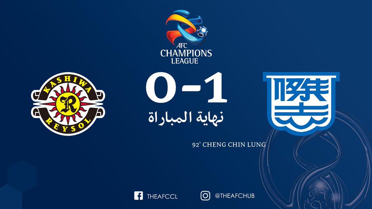 نهاية المباراة || كيتشي 1 : 0 كاشيوا ريس...