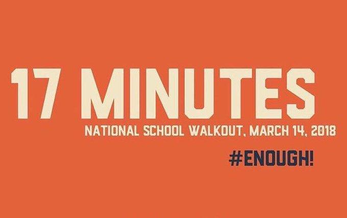 #NationalStudentWalkout