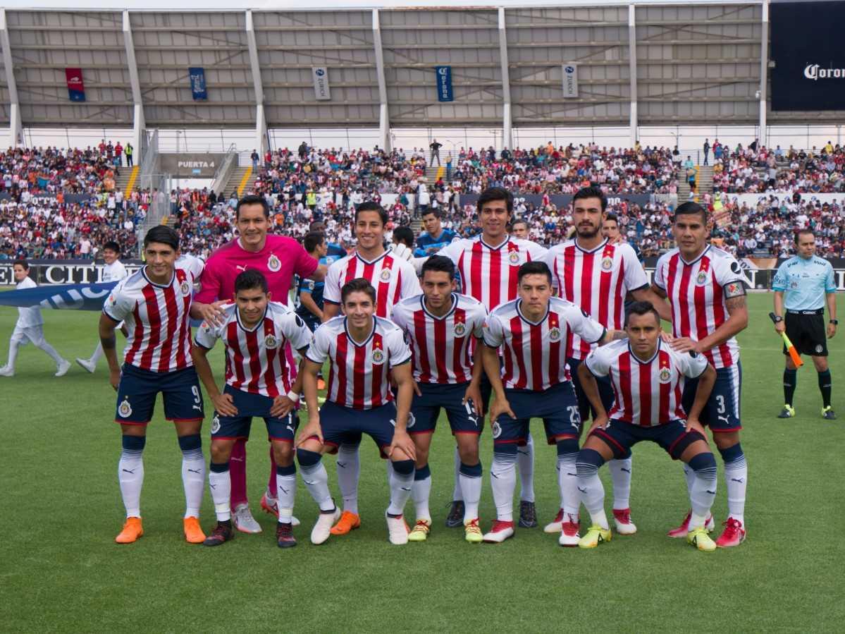 Guadalajara gana 3-0 al Seattle en Concachampions