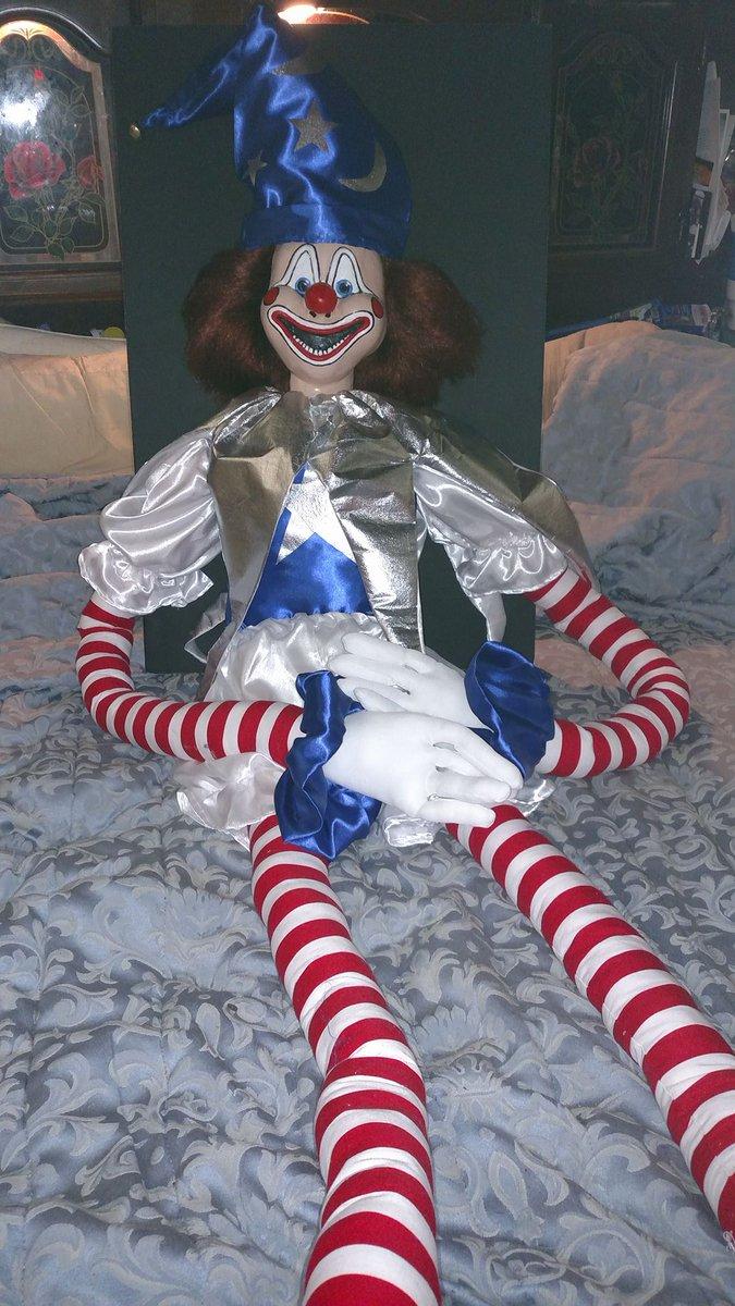The Rpf On Twitter Poltergeist Clown By Tammy Rees Kane