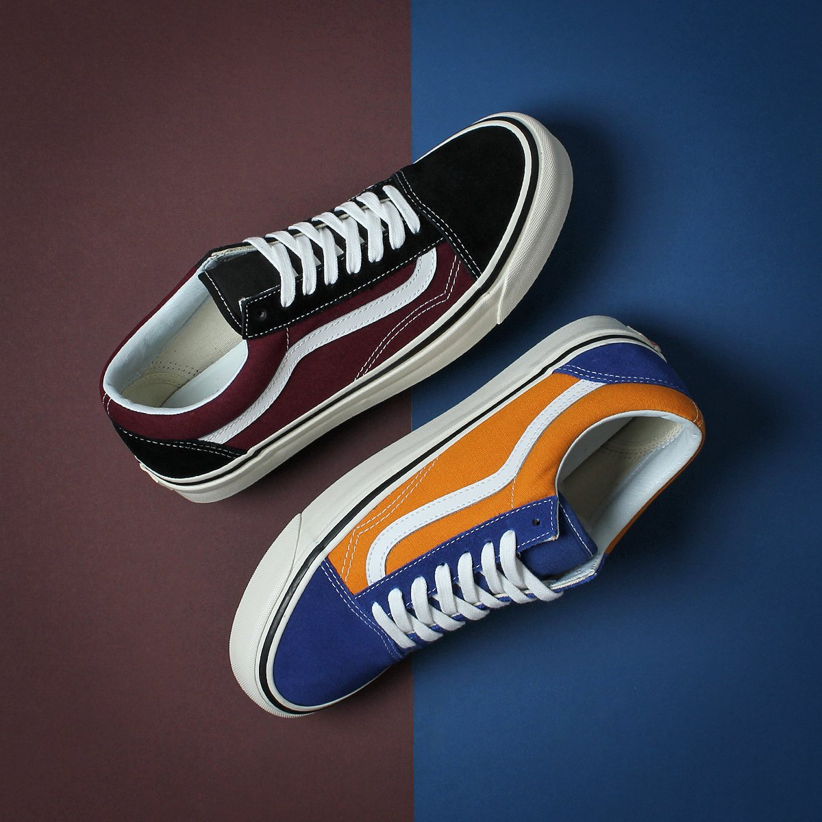 ... the Vans Old Skool 36 DX Shoes are another addition to the Anaheim  Factory Pack... https   goo.gl IRiqjn pic.twitter.com a6YMbOXkUL c83d26158