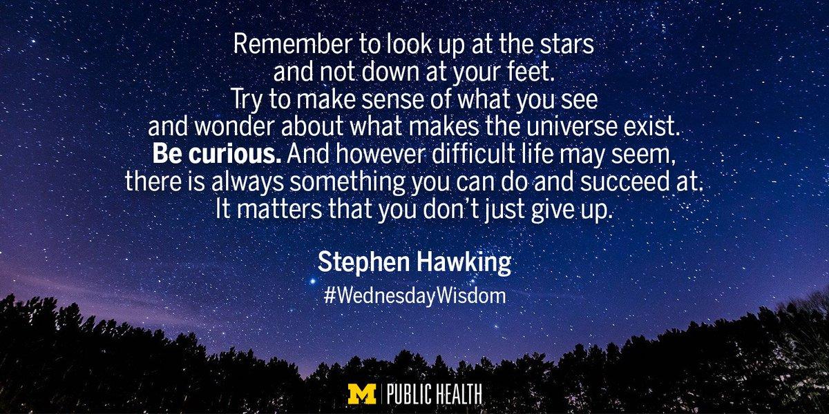 Be curious 💫 #WednesdayWisdom