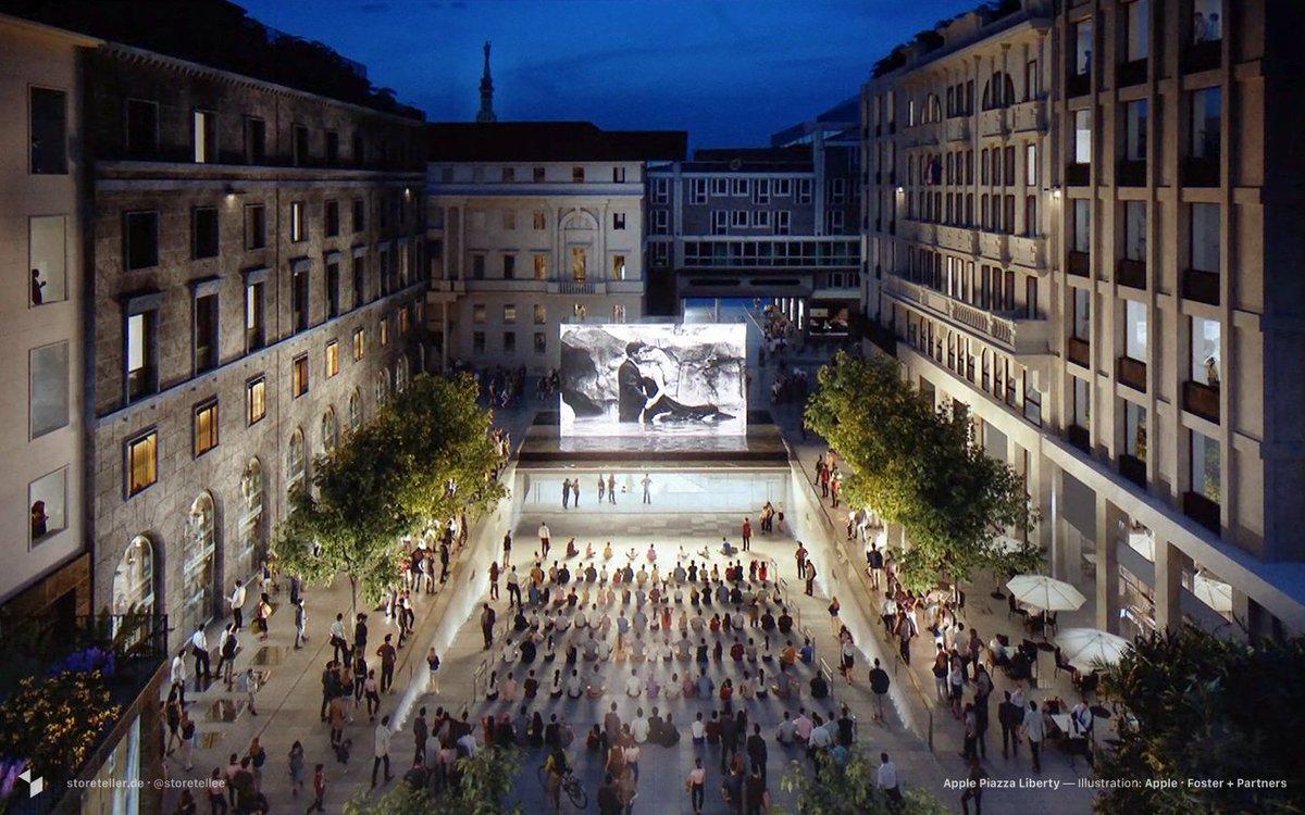 Apple prinavráti kinu druhý život - svetapple.sk