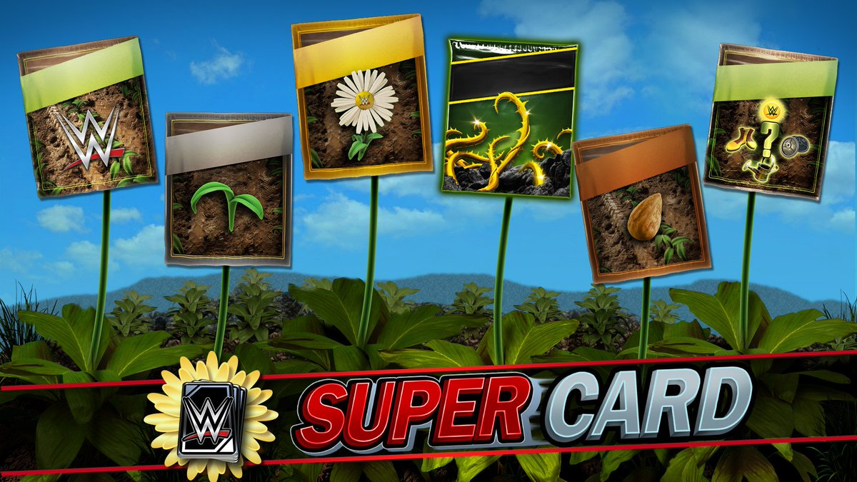 Wwe 2k18 Game On Twitter Wwe Supercard Special Spring Into The