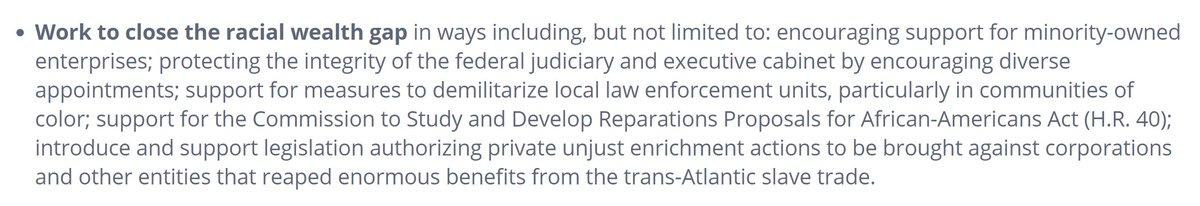 News: @dancanon (IN-09) has officially endorsed reparations. canonforindiana.com/priorities