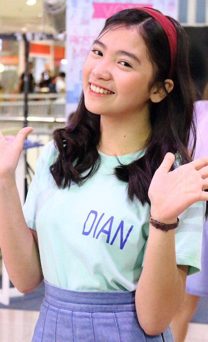 "sky on Twitter: ""MNL48 Aspirant Dian Marie Mercado Starmall ..."