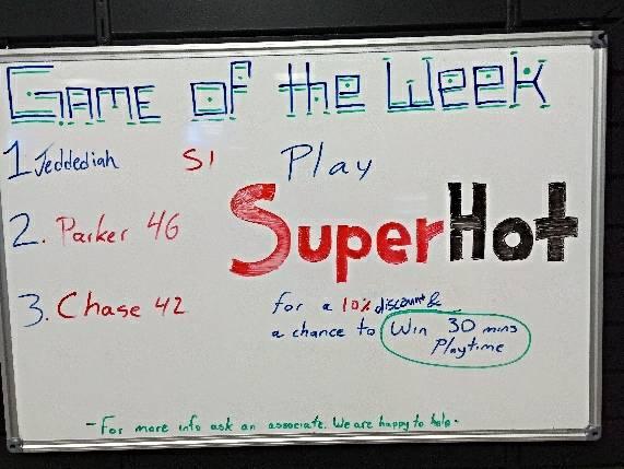 super hot game free