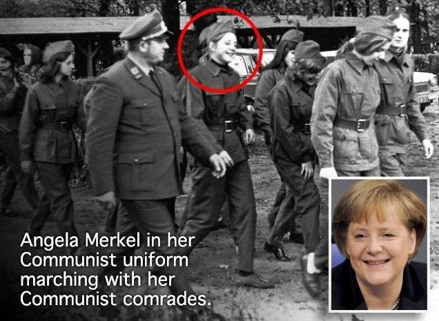 Меркель не видит причин для отказа от российского газа - Цензор.НЕТ 9349