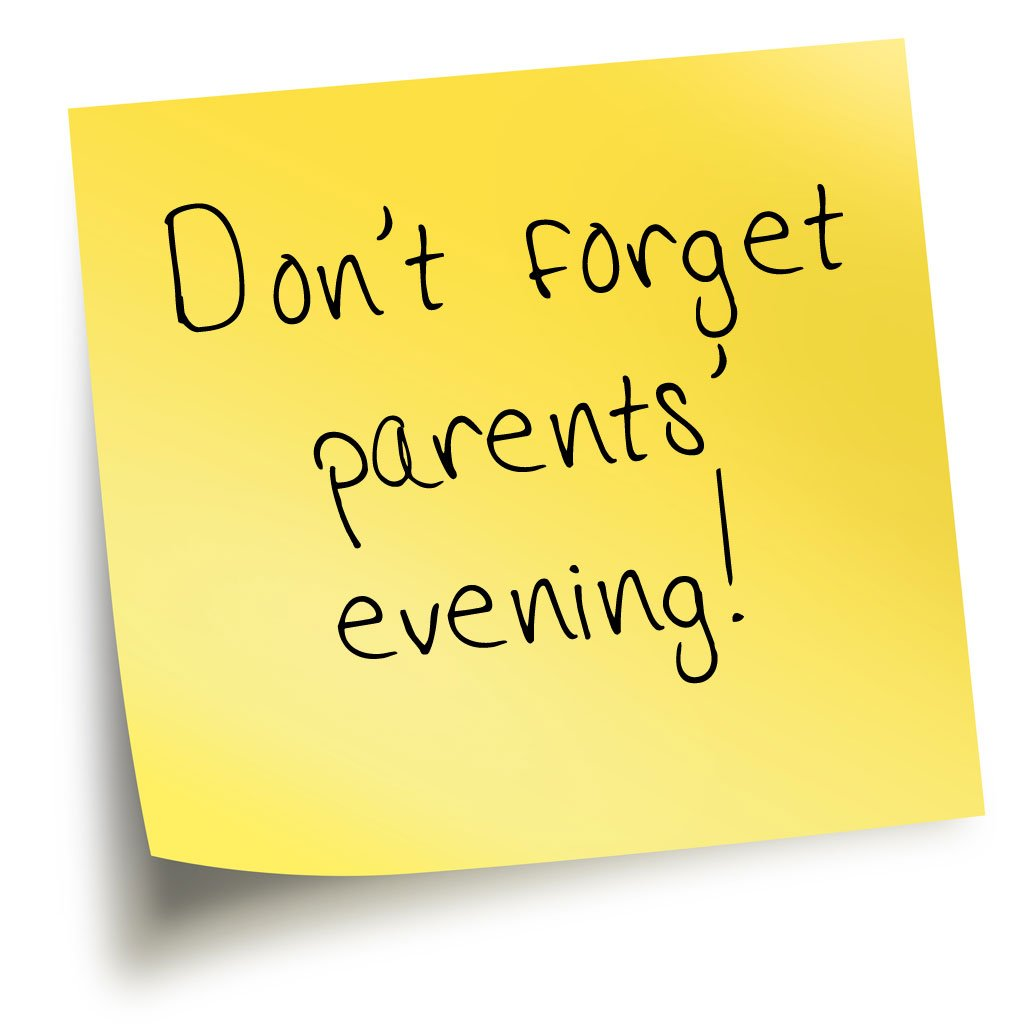 Tonight is Year 10 parents evening - 4.30pm to 6.30pm