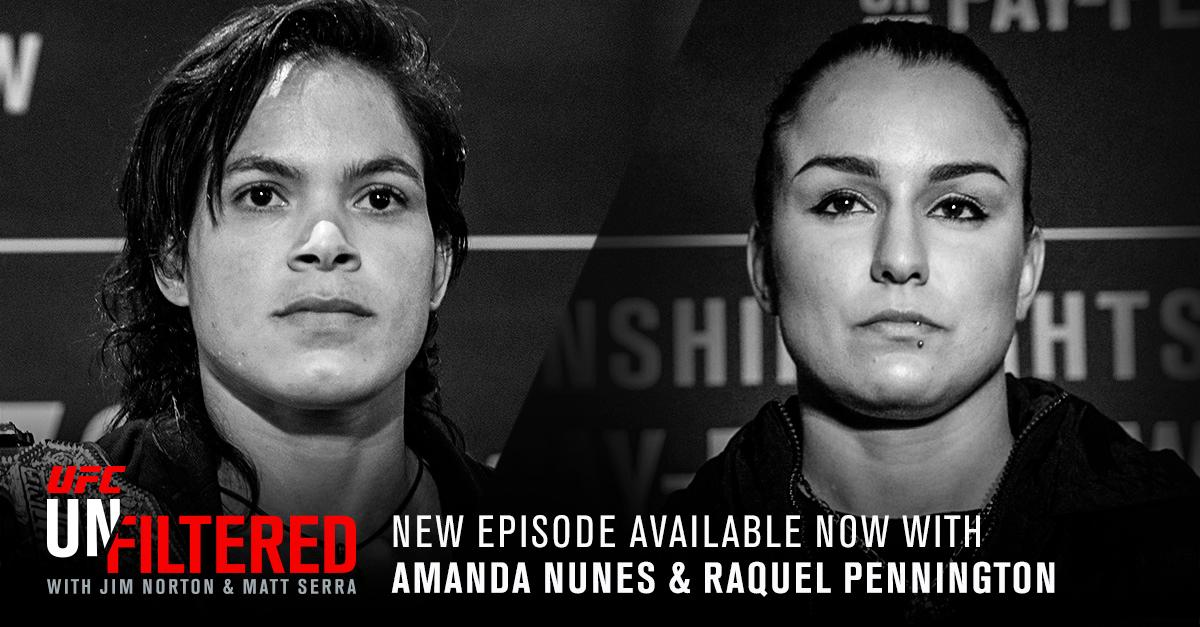 A #UFC224 preview. @Amanda_Leoa and @RockyPMMA each join the #UFCUnfiltered crew: bit.ly/2FKNWw4