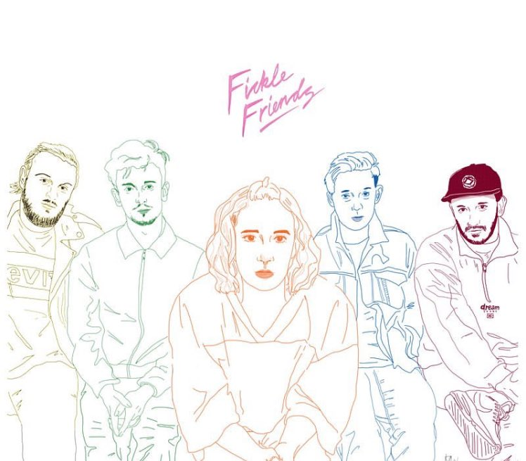 Image result for the moment fickle friends artwork