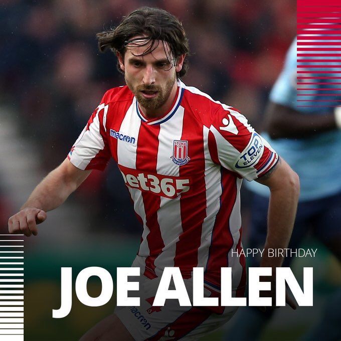 Happy birthday to me & Joe Allen!