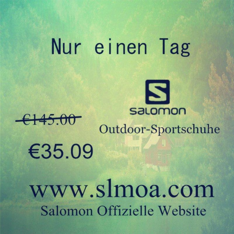 Salomon, Offiziell Genehmigung