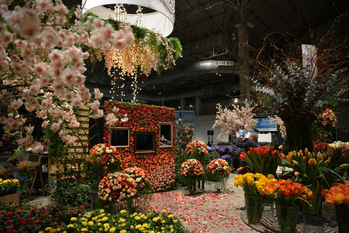 Chicago Fair Trade On Twitter The Chicago Flower And Garden Show