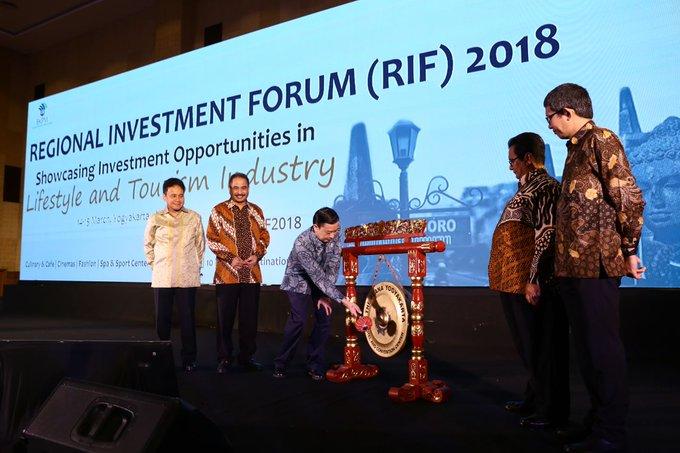 #RegionalInvestmentForum twitter.