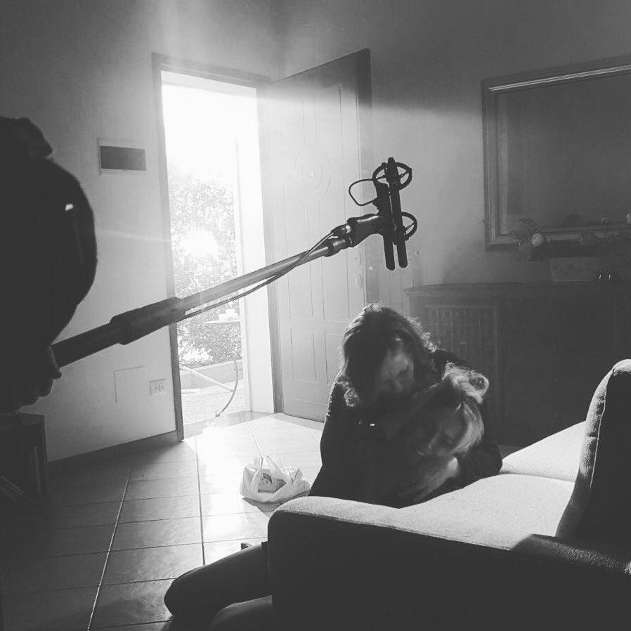 Shooting Day3 #IlTerzoIndizio 🔜 https://...