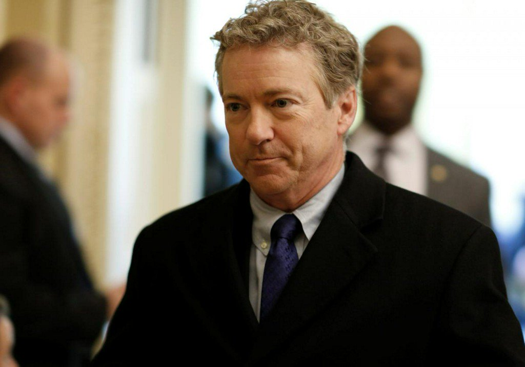 Senator Rand Paul opposes Trump's pick for CIA head and state secretary