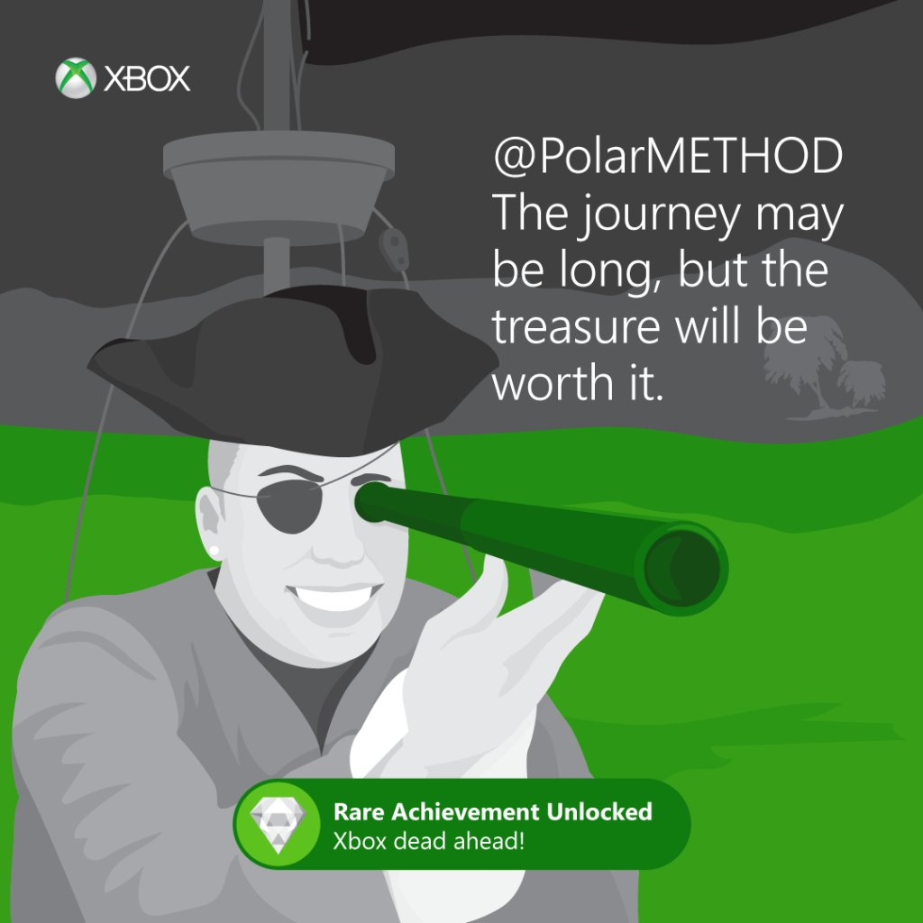 No one ever said a pirate's life was easy. #Xbox https://t.co