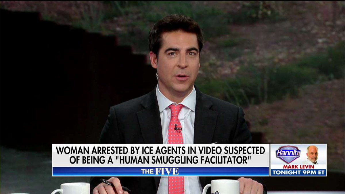 .@JesseBWatters: 'Don't do the crime if you can't do the time.' #TheFive