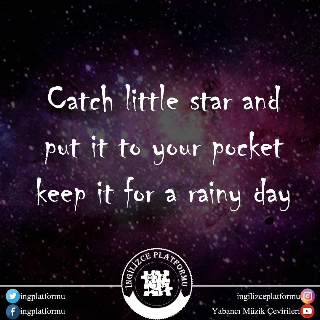 Yağmurda Yıldızlar: Kısa bir hikaye