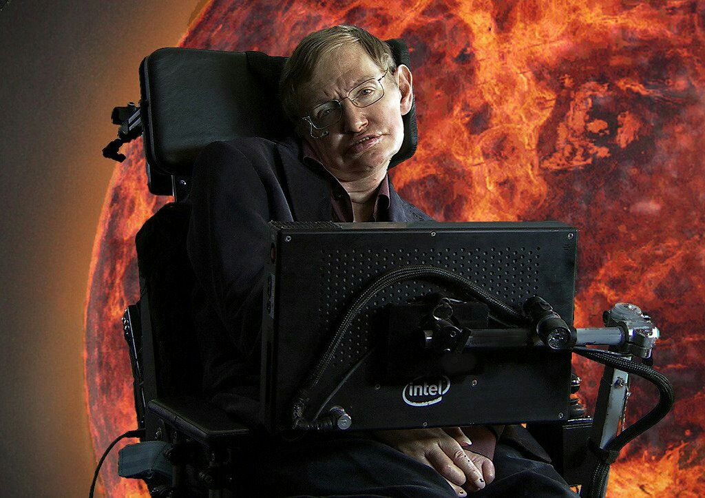 the emphasis of author stephen hawking and studies of black holes For his best-selling books [about a communications professor who studies scientists as (see no black holes exist, says stephen hawking—at least.