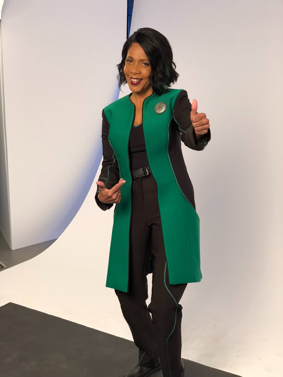 #TheOrville - Happy Birthday to the most...