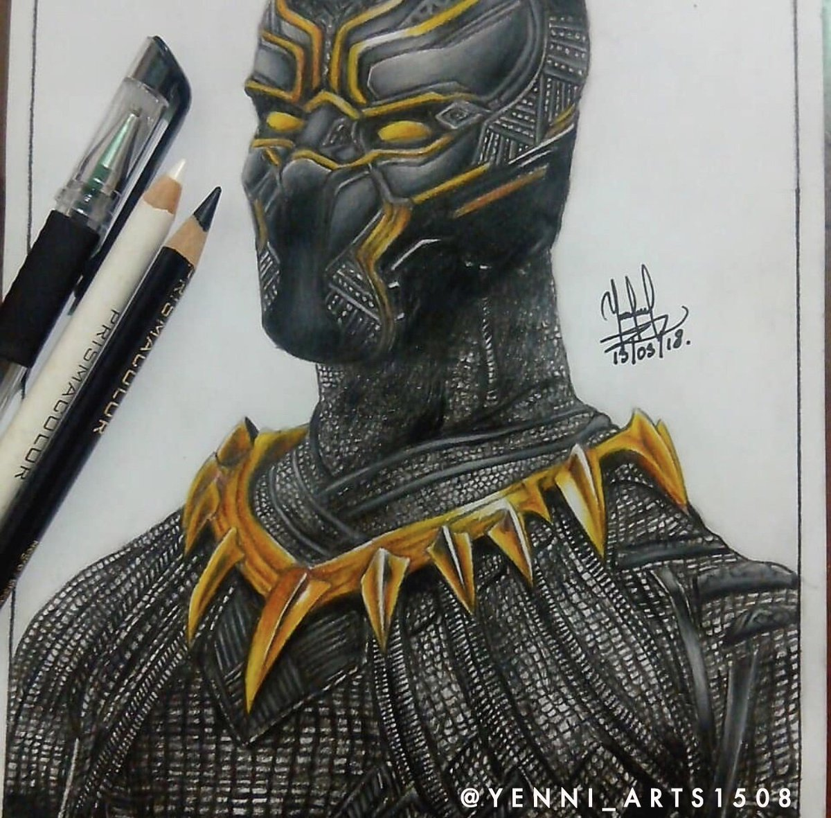 Black panther on twitter wakanda forever take a look through these blackpantherfanart submissions and share your own fan art using the hashtag