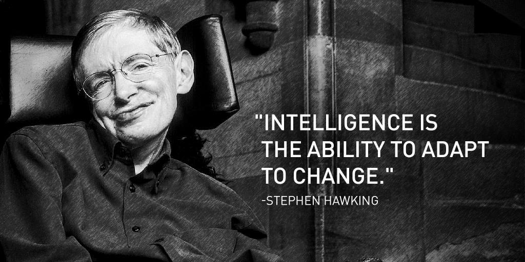 RIP, scientific visionary #StephenHawking.