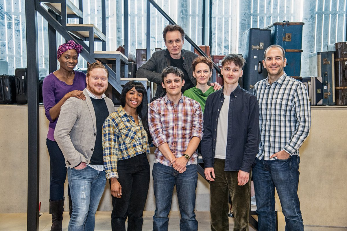 The third cast of #CursedChild (@HPPlayLDN) has been revealed, and rehearsals have officially begun! This & upcoming ticket release info here >>> the-leaky-cauldron.org/2018/03/14/a-n…