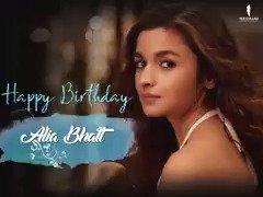 #HappyBirthdayAliaBhatt