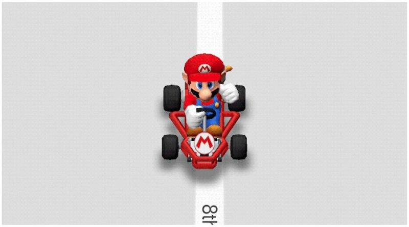 Cómo hacer que Super Mario aparezca en G...
