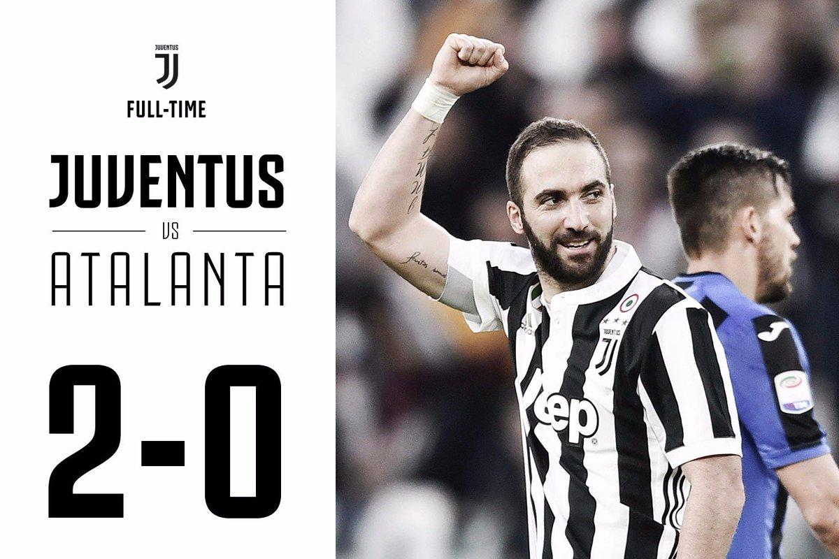 È FINITA! JUVE BATTE ATALANTA 2-0 ED È PRIMA IN CLASSIFICA A +4! #JuveAtalanta  #FinoAllaFine  - Ukustom