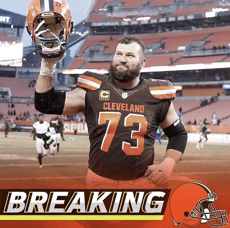 Congrats to the GOAT @joethomas73 on a HOF career. One of my favorite teammates of all time.