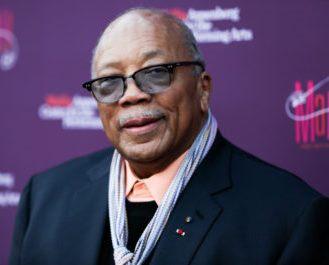 HaPpY BirThDaY!! to 27 - Times GRAMMY Winner Quincy Jones.