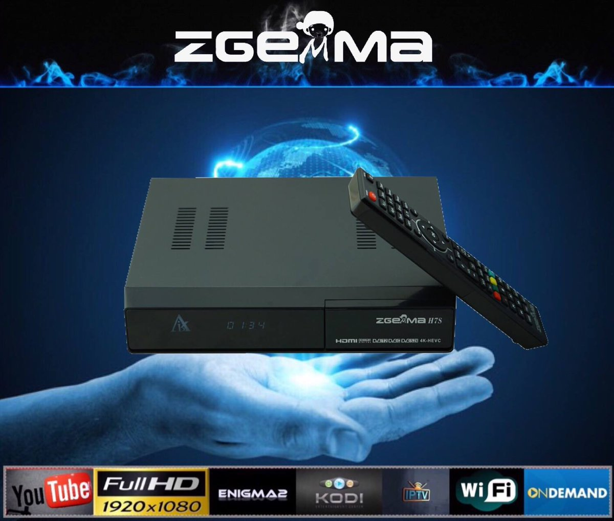 Dreambox Android XBMC on Twitter: