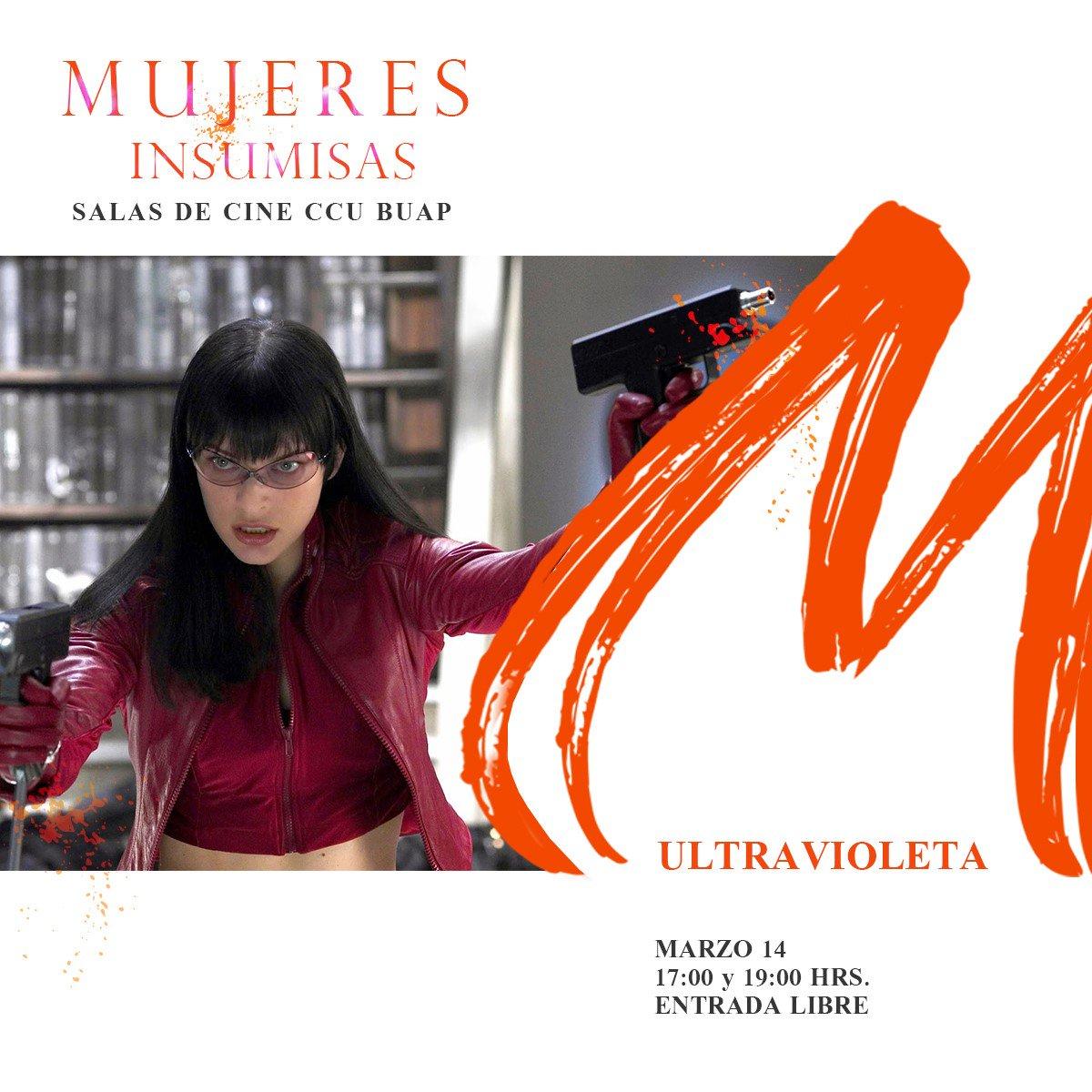 'Ultravioleta'💪 llega a las Salas de #Ci...