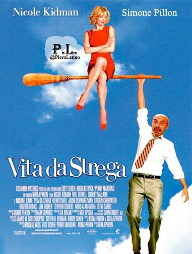 Instant movies #pillon #streghe #stregon...