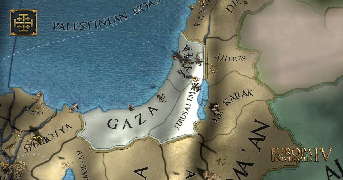 Eu4 Jerusalem
