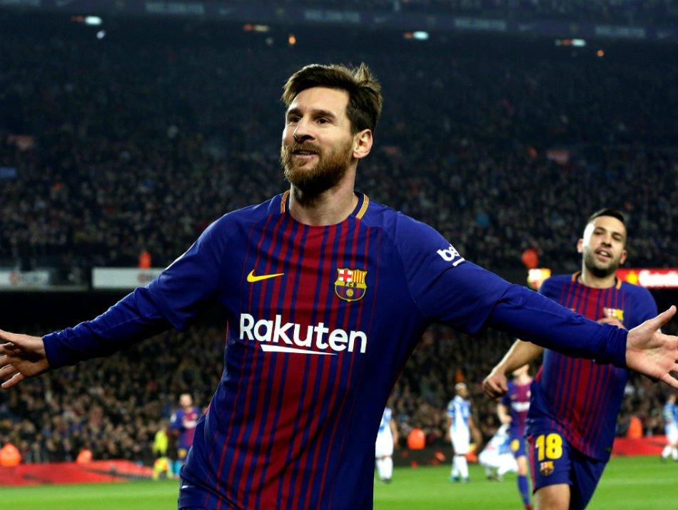 Na sua opinião, Messi é o atual melhor jogador do mundo?  🔁 SIM ❤ NÃO