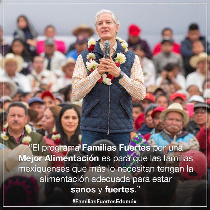 #FamiliasFuertesEdoméx twitter.