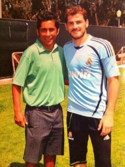 Jorge Campos twitter.