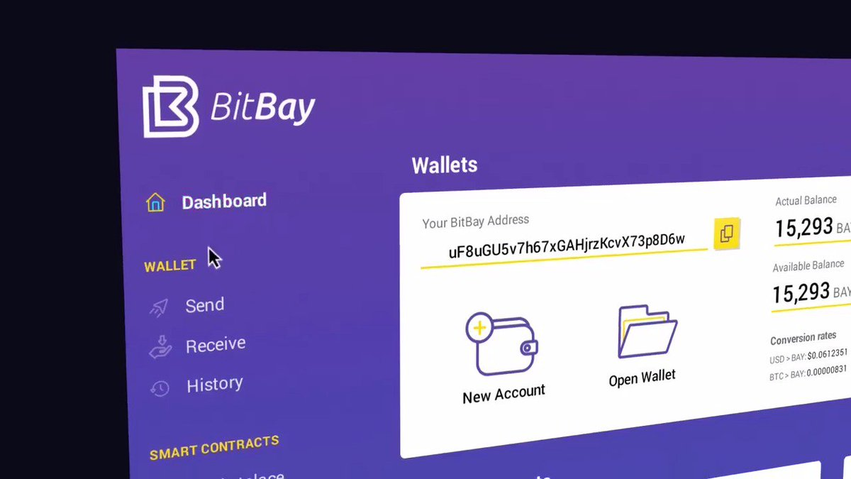 Image for the Tweet beginning: BitBay Marketplace Client just got